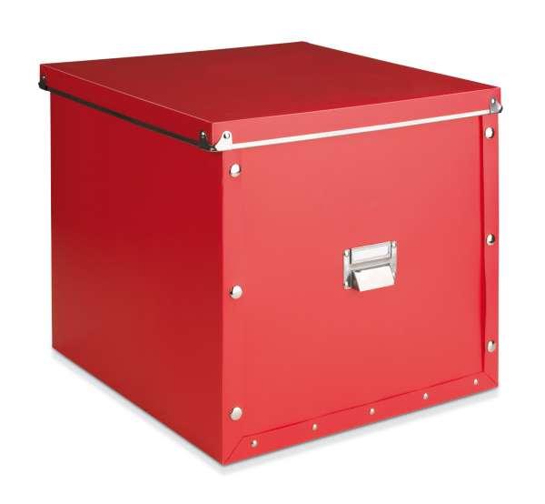 Aufbewahrungsbox JIMI 2, Rot
