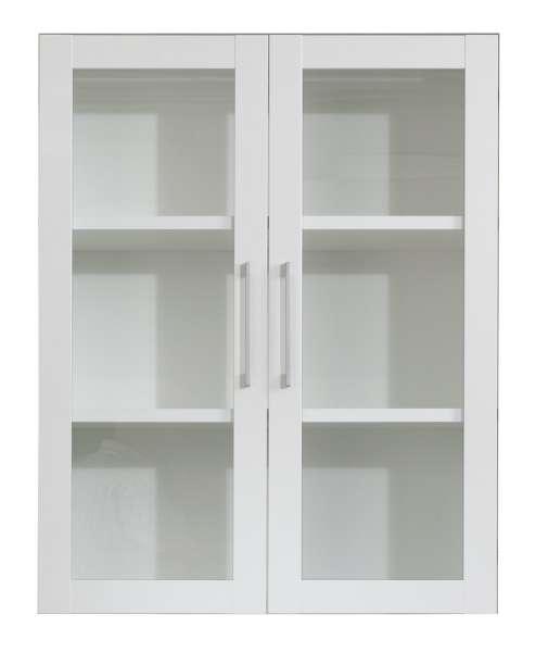 Glastüren-Set BALKO 2, Weiß