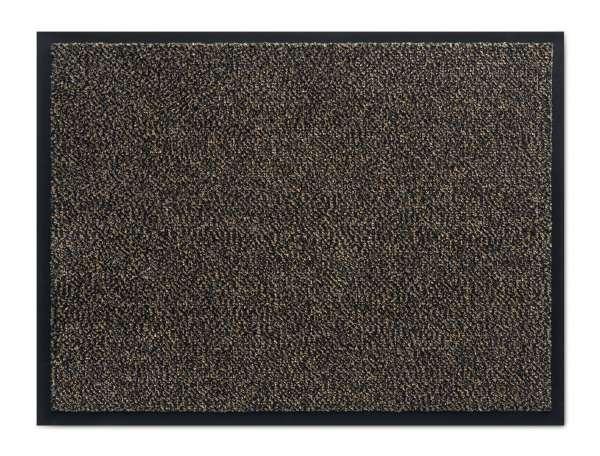 Fußmatte, Vinyl, Braun, 80x120 cm