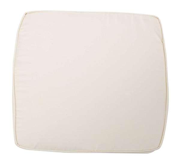 Sitzkissen, Stuhlkissen TILO 30, B 48 x L 48 cm, Weiß