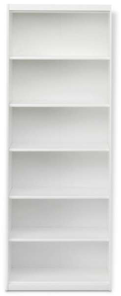 Bücherregal SARA 12, Reinweiß
