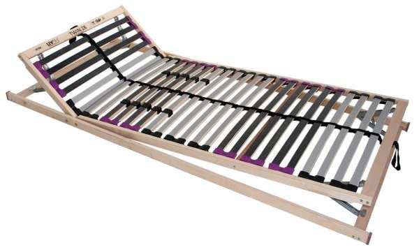 Lattenrost TWIN, 28 Federholzleisten, 140x200 cm