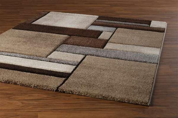 Teppich BRILLIANCE 52, Beige, 120x170 cm