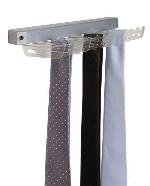 Krawattenhalter JULIAN 10, B 26 cm, Kunststoff