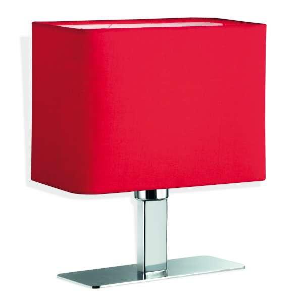 Tischleuchte FOLIAGE 3, Rot, 23 cm