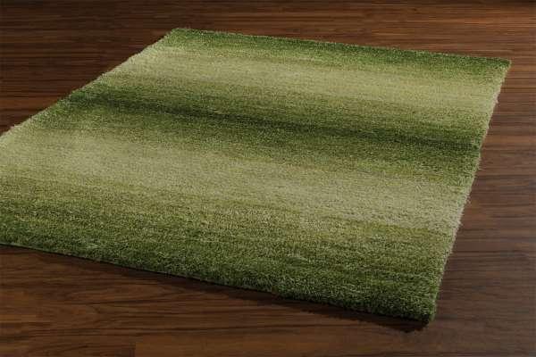 Teppich LENOX 30, Farbverlauf, Grün, 160x230 cm