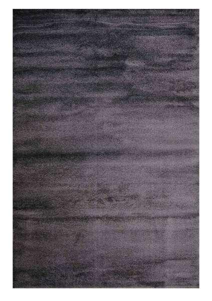 Teppich DELGARDO 43, B 60 x L 110 cm, Anthrazit