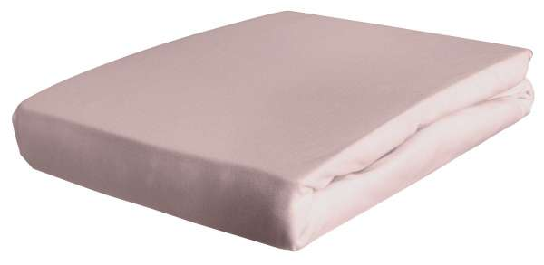Boxspring-Spannbettlaken Spannbetttuch BOXXY 12, 180x220 cm, Basalt, Elastic Jersey