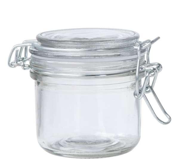 Vorratsdose Vorratsglas WIPPY 2, 200ml, Glas, Bügelverschluss ...
