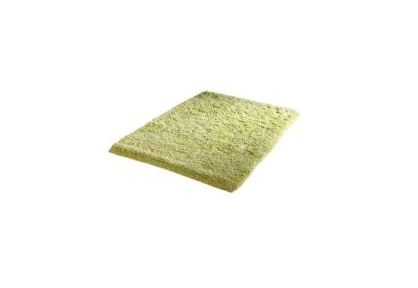 Allzweckteppich Badematte Badvorleger, Grün, 50x70 cm