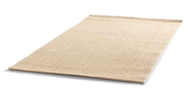 In- und Outdoorteppich GRACE beige, Beige, 160x230 cm