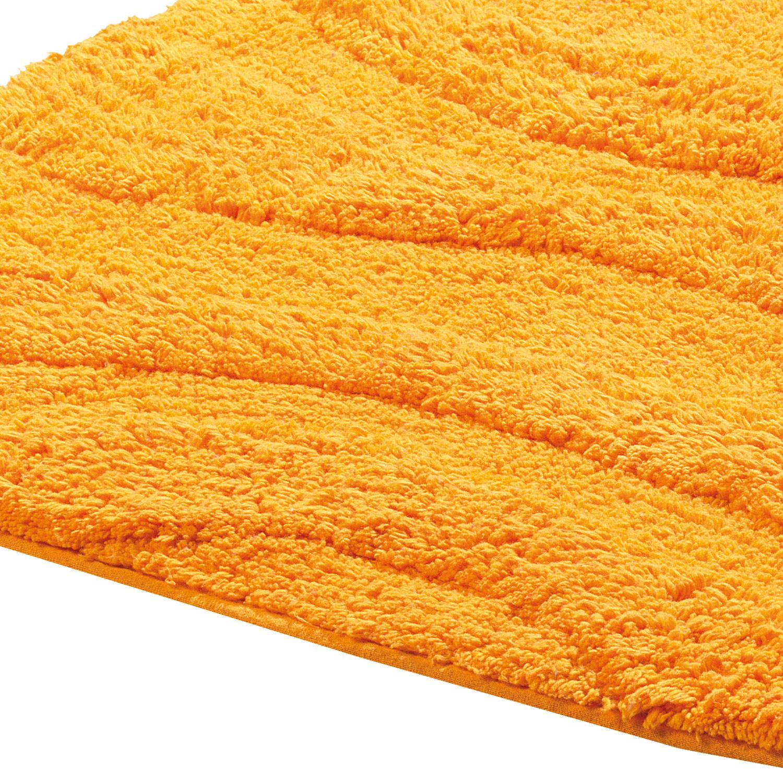 Allzweckteppich LINDAU , Orange, 50x70 cm
