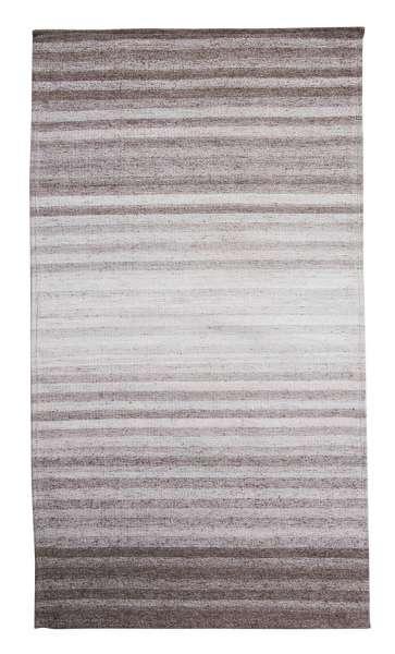 Teppich VENLO 10, Braun-Beige, Viscose,Filz, handgewebt (BxL) 160x230 cm