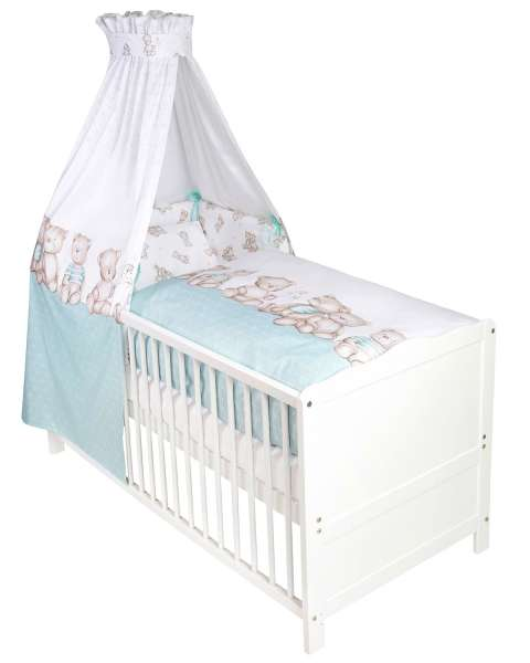 Betten-Set 3-tlg.