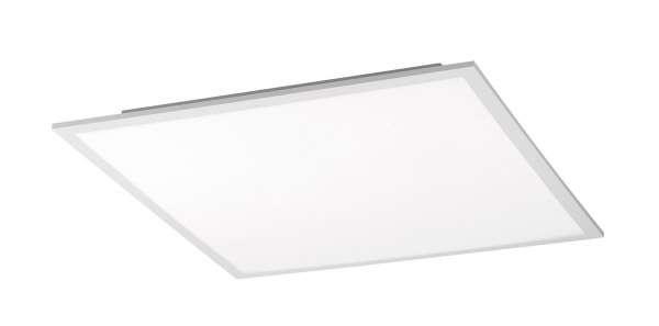 LED-Lampe Deckenleuchte FLAT 2, Weiß, Metall-Kunststoff | Möbel Jack