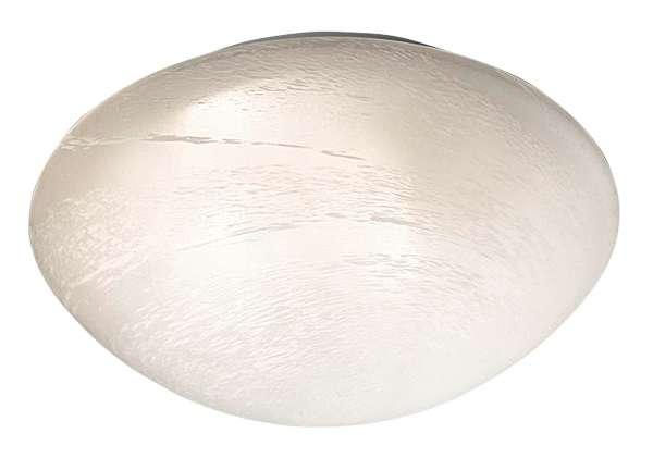 Deckenleuchte CORA II, Glas, ohne Leuchtmittel, 30x30 cm