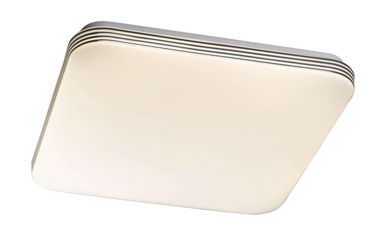 moebel-jack.de Lampe, Deckenlampe AVID 1, Metall, dimmbar, inkl. Leuchtmittel, 30x30 cm