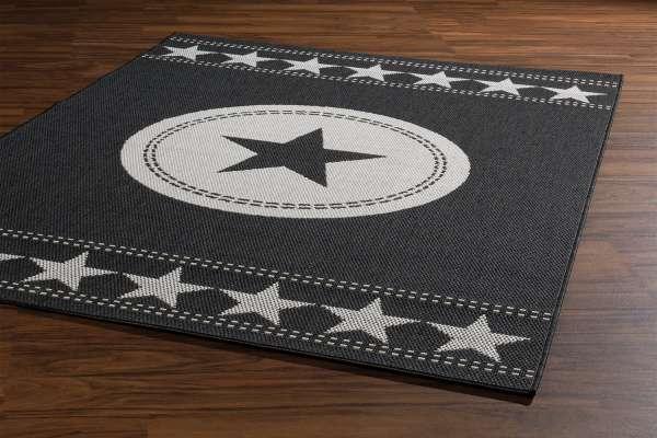 Teppich METROPOLITAN 11, Grau, 120x170 cm