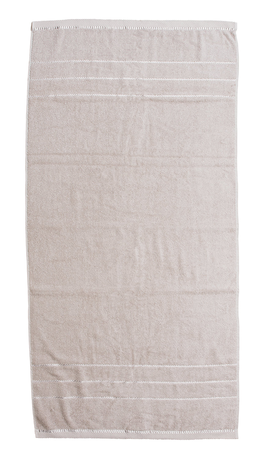 Duschtuch  BANY 1, Taupe, 70x140 cm