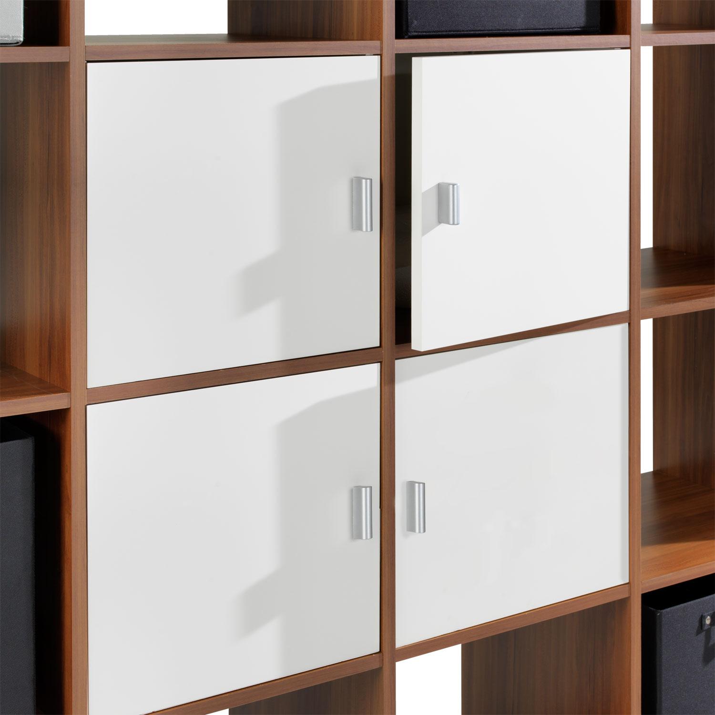 Das tür  Modernes Tür-Element in Weiß Dekor für Raumteiler SPECTRA | Möbel Jack