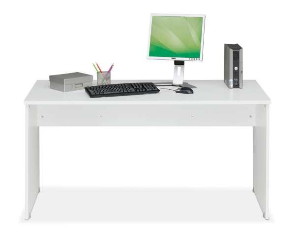 Schreibtisch SARA 3, Reinweiß