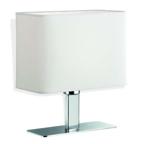 Tischleuchte FOLIAGE, Weiß, 23 cm