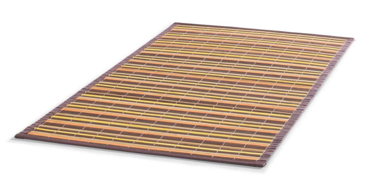 Teppiche, Vorleger & Zubehör Bambusteppich LIGO multi, Dunkelbraun, Bambus Natur, 120x170 cm