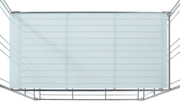 Milchglasplatte LOTTE 2, 65x38 cm