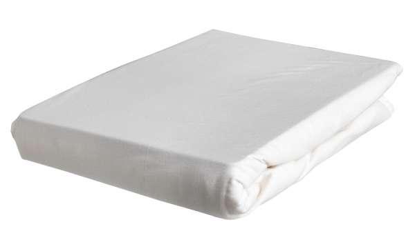 Boxspring-Spannbettlaken Spannbetttuch BOXXY 14, 180x220 cm, Perlmutt, Elastic Jersey