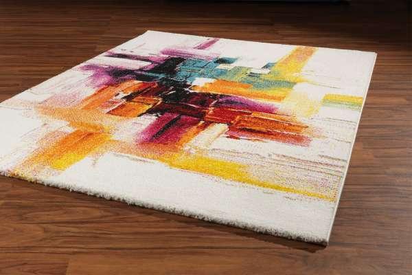 Teppich BELIS creme 22, Bunt, 120x170 cm