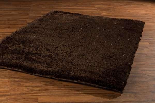 Teppich SHAGGY SOFT 32, Schoko, 80x150 cm