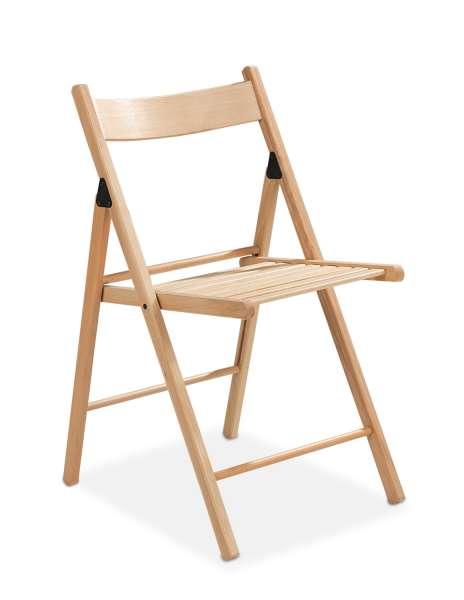 Klappstuhl holz  Klappstuhl IGOR massiv aus Holz | Möbel Jack