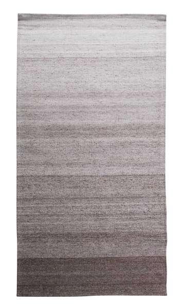 Teppich VENLO 23, Beige, Viscose,Filz, handgewebt (BxL) 65x135 cm