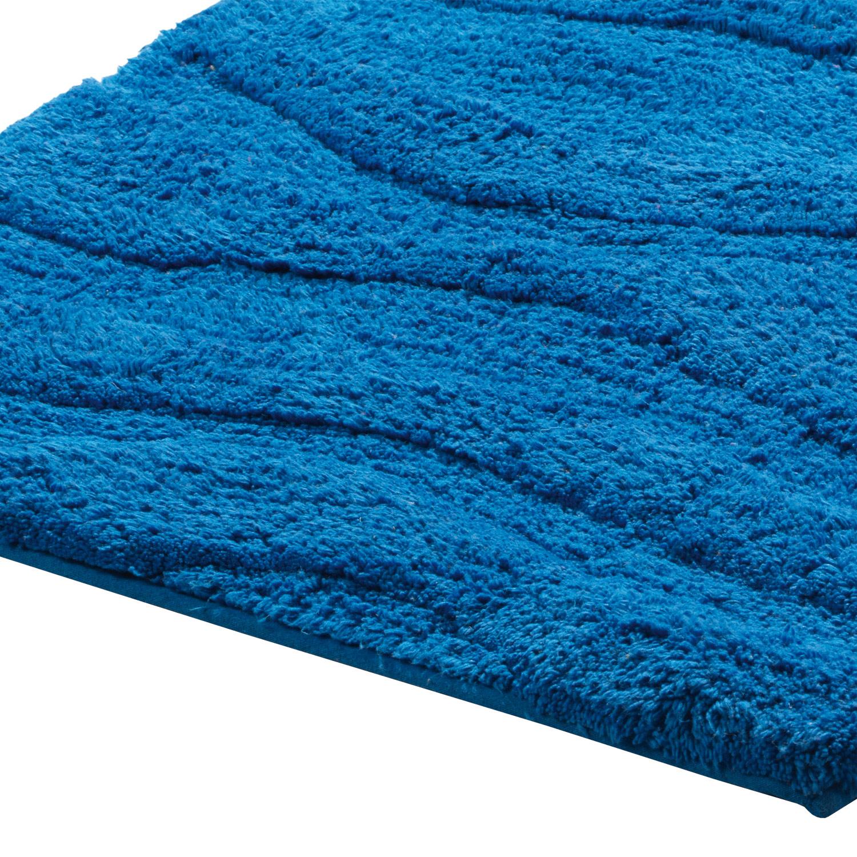 Allzweckteppich LINDAU, Blau, 50x70 cm