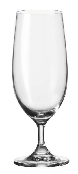 Glas Bierglas DAILY 6, 350 ml, Glas, Transparent, klar