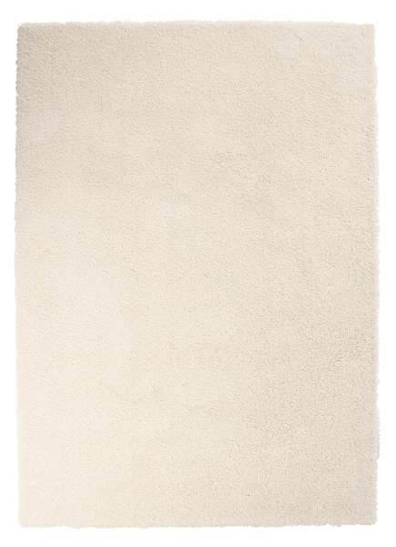 Teppich DELIGHT COSY 22, weiß, trocknergeeignet, 80x150 cm