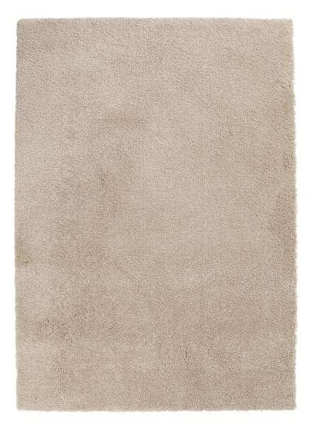 Teppich DELIGHT COSY 13, grau-sand, trocknergeeignet, 60x115 cm