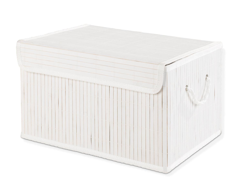 aufbewahrungsbox wei mit deckel bild das wirklich luxus. Black Bedroom Furniture Sets. Home Design Ideas