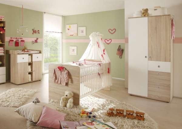 Babyzimmer komplett HANNES 1