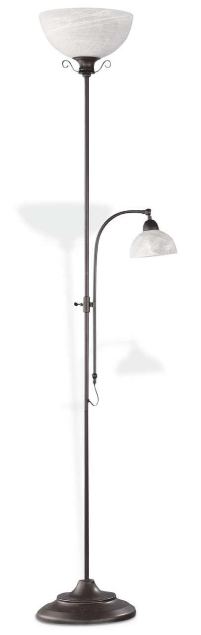 moebel-jack.de Deckenfluter AKKI 1, rostfarbig, 185 cm