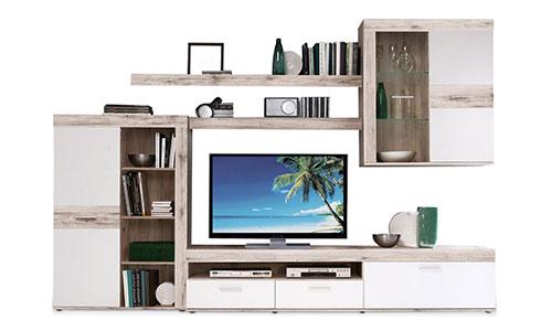 Wohnwände | Mediawand & Co. kaufen und sparen mit Möbel Jack