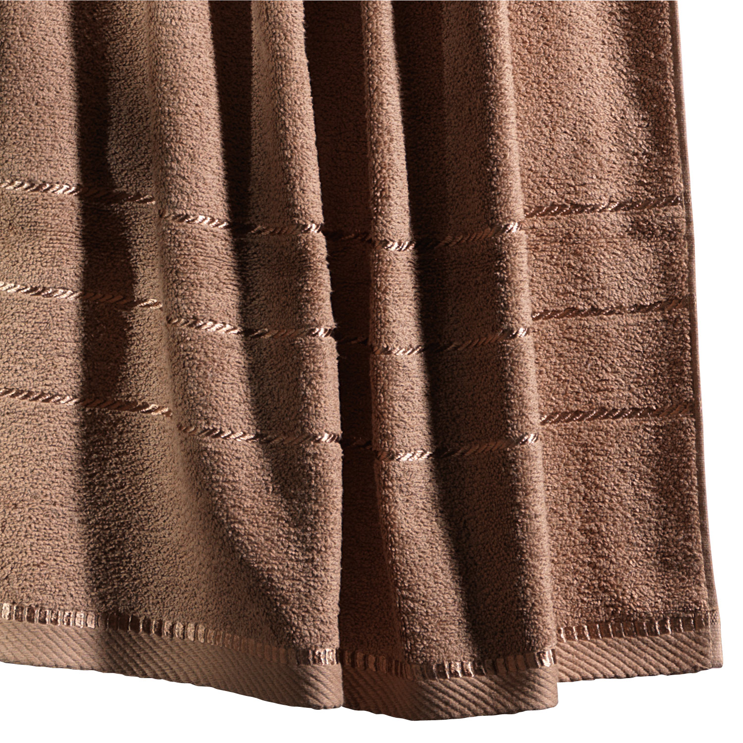 Duschtuch  BANY 1, Beige, 70x140 cm