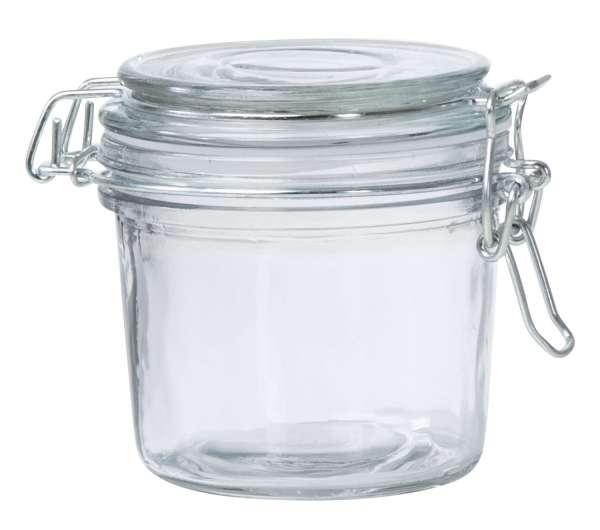 Vorratsdose Vorratsglas WIPPY 1, 350ml, Glas, Bügelverschluss ...