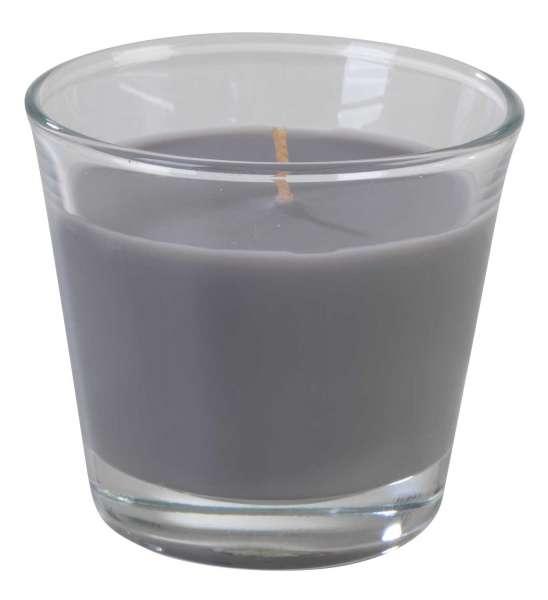 Kerze Duftkerze Kerzenglas SANGO 13, Harmony Glas ca. Ø 8 x H 9 cm