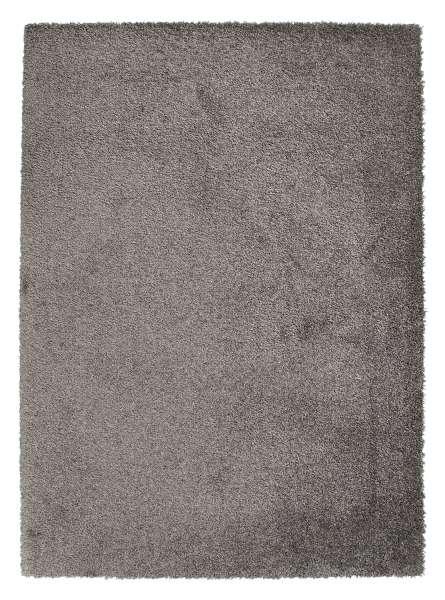 Tepppich DELIGHT COSY, grau, trocknergeeignet, 160x230 cm
