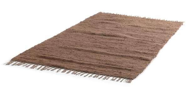 Teppich FRANKEN schoko, Schoko, 60x110 cm