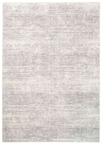 Teppich DELGARDO 23, B 60 x L 110 cm, Silber, meliert