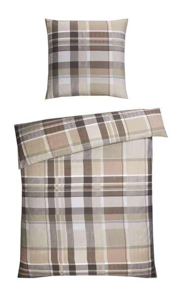 Bettwäsche Aus Baumwolle Polyester In Braun Darija 2 Möbel Jack