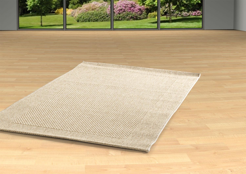 In- u. Outdoorteppich GRACE beige, Beige, 200x290 cm